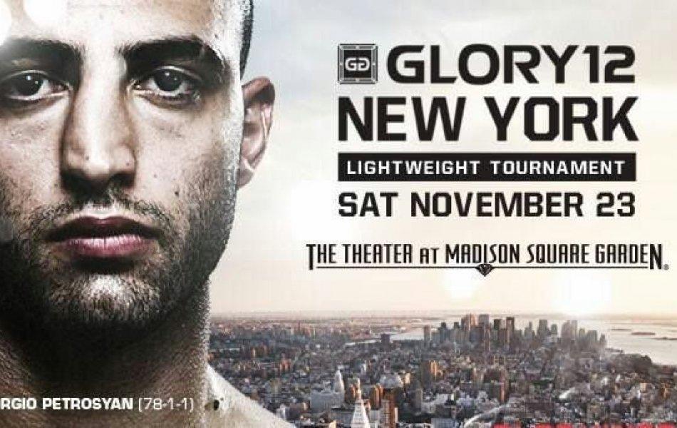 Giorgio Petrosyan difende il titolo di Campione al Madison Square Garden
