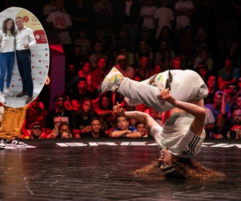 Alessandra Chillemi - Italia - Professional Break Dancer - International Champion