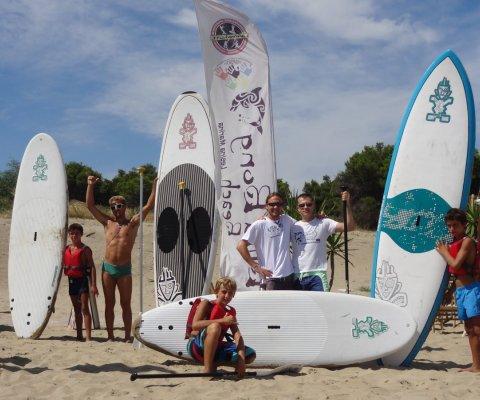 Kitesurf Lesina Junior Team - Italy