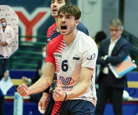 Filippo Federici - Italia - Vero Volley - Nazionale Italiana