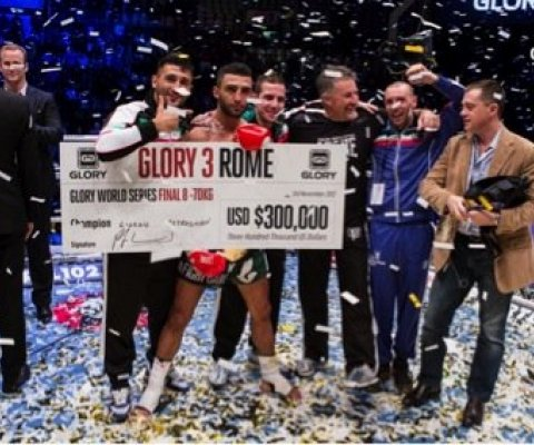 Team Satori - Gorizia - Alfio Romanut, Giorgio ed Armen Petrosyan, Max  Reppucci - Glory 2012