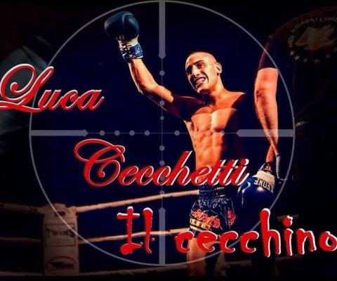 "Luca ""The Sniper"" Cechetti - K1"