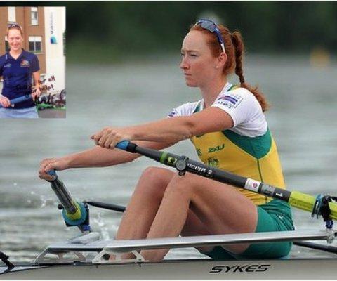 Sarah Cook, canottaggio Australia, finalista Olimpica Londra 2012