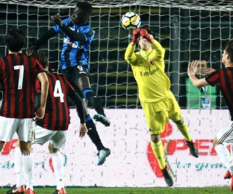 Matteo Soncin -AC Milan