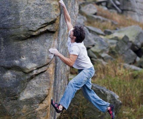 Victor Suarez - Free climber - Spagna