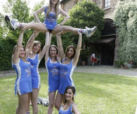 Tatiana Ballarin - All Star Milano Cheerleading