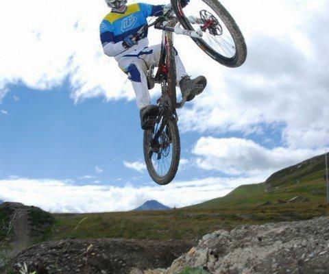 Walter Sassi, Downhill