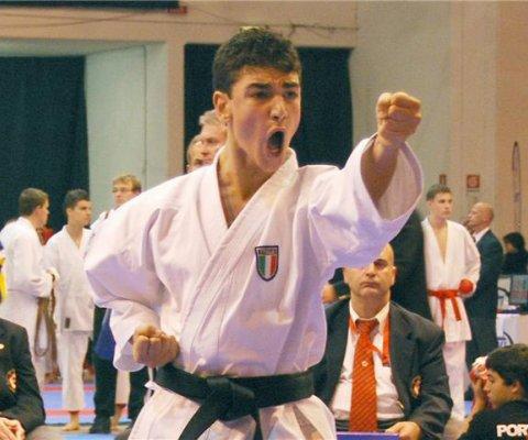 Luigi Faggiano, Campione del mondo 2010 specialità Kata