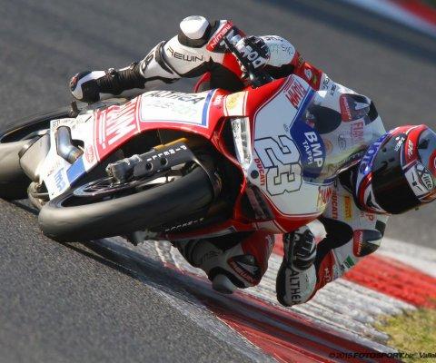 Luca Salvadori - Italia - Superstok 1000 - Team Ducati Althea